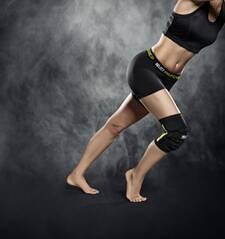 SELECT Damen Kniebandage Handball