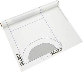 SELECT Ball Spielplanfolie Handball