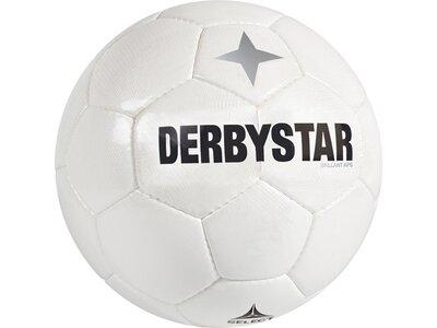 DERBYSTAR Ball Brillant APS Weiß Weiß