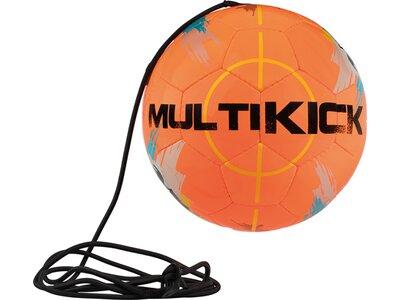DERBYSTAR Equipment - Fußbälle Multikick Pro Fussball Orange