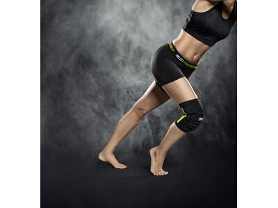 SELECT Damen Kniebandage Handball Schwarz
