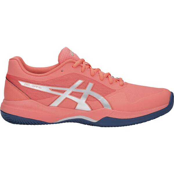 ASICS Damen Tennisoutdoorschuhe GEL-GAME 7 CLAY/OC