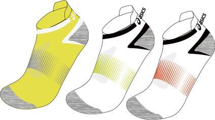ASICS  Socken LYTE SOCKEN, 3er-PACK