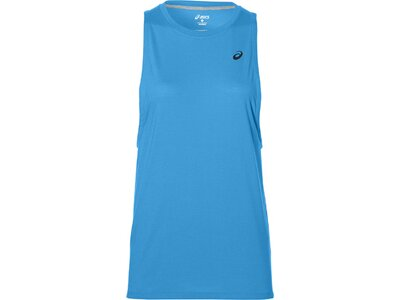 ASICS Damen Hemd Gpx Loose Slvless Blau