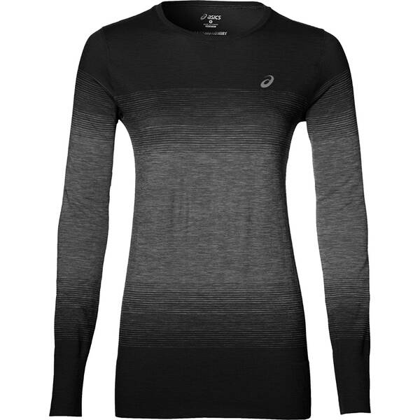 ASICS Damen Laufshirt fuzeX Seamless langarm