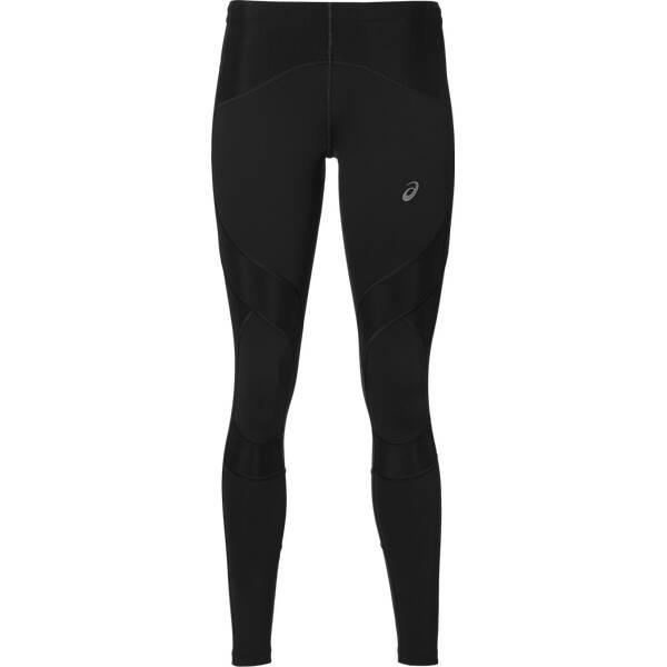 Hosen - ASICS Damen TIGHTS LEG BALANCE TIGHT › Schwarz  - Onlineshop Intersport