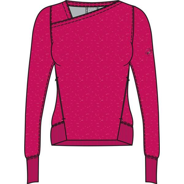 ASICS Damen Lauftop fuzeX Crew | Sportbekleidung > Sporttops > Lauftops | Pink | ASICS