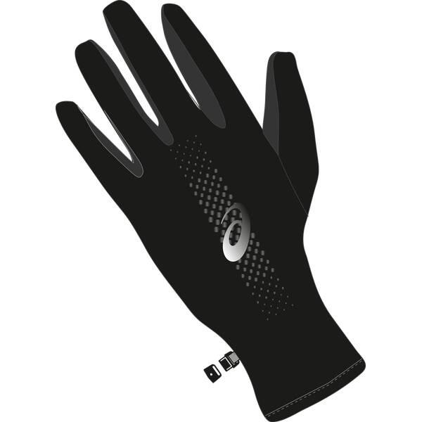 ASICS Herren Laufhandschuhe Winter Performance Glove Schwarz
