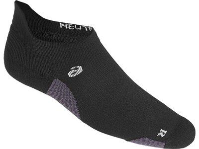 ASICS Socken ROAD NEUTRAL ANKLE SINGLE TAB Schwarz