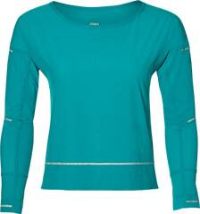 ASICS Damen Laufoberteil LITE-SHOW STRETCH TOP