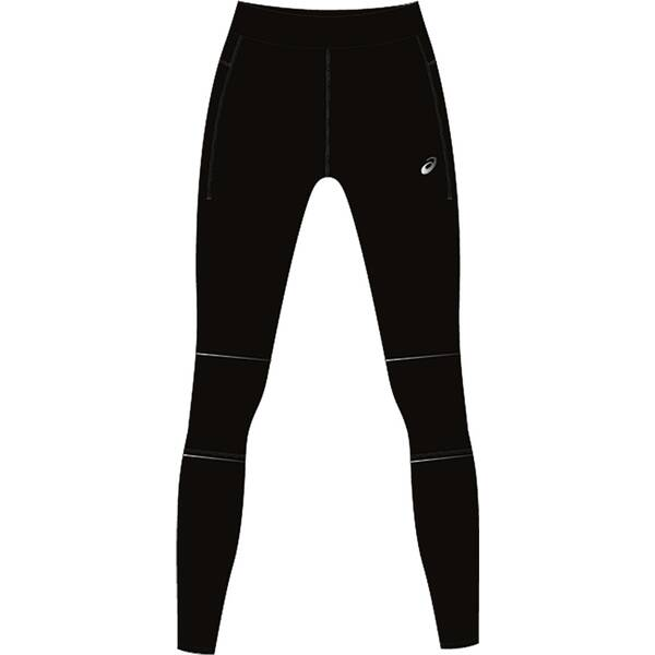 Hosen - ASICS Running Textil Hosen lang Lite Show 7 8 Tight Running Damen › Schwarz  - Onlineshop Intersport