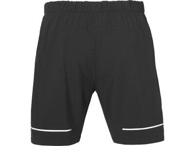 ASICS Herren Shorts LITE-SHOW 7IN Grau