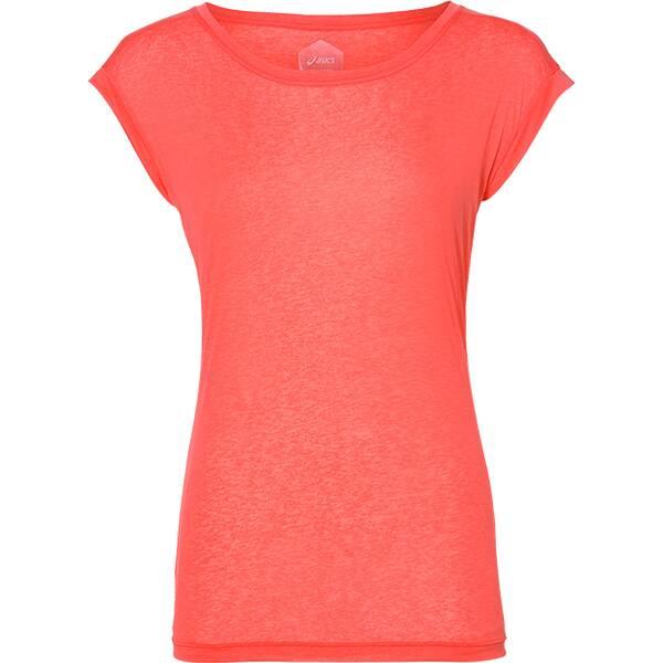 ASICS Damen T-Shirt LAYERING SS TOP