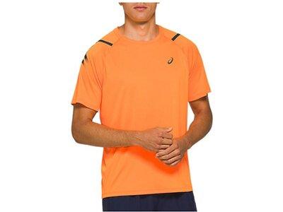 ASICS Herren Laufsport T-Shirt Orange