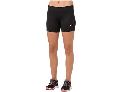 ASICS Damen Shorts SILVER 5IN SPRINTER Braun
