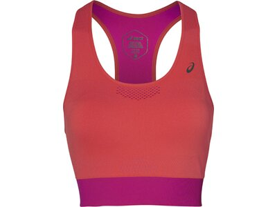 ASICS Equipment - Sport-BHs Cooling Seamless Bra Running Damen Rot
