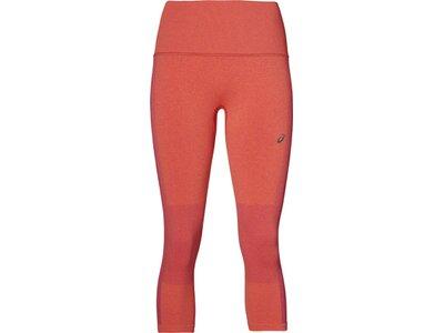 ASICS Running - Textil - Hosen lang Cool Capri Tight Running Damen Rot