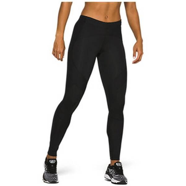 Hosen - ASICS Damen Tight LEG BALANCE 2 › Schwarz  - Onlineshop Intersport