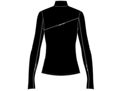 "ASICS Damen Sweatshirt ""Lite Show WInter"" Schwarz"
