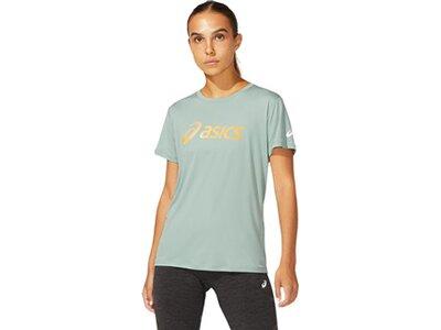 ASICS Damen T-Shirt SAKURA Grau