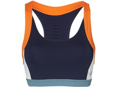 ASICS Damen Sport-BH COLOR BLOCK BRA 2 Orange