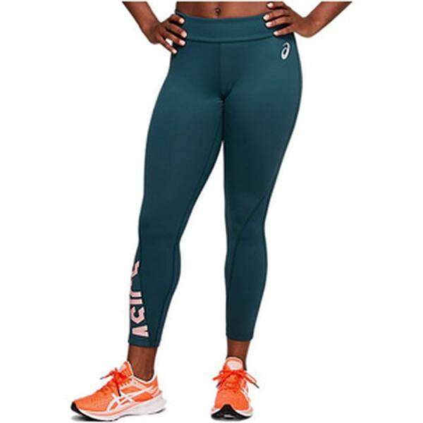 Hosen - ASICS Running Textil Hosen lang Esnt 7 8 Tight Hose Running Damen › Pink  - Onlineshop Intersport