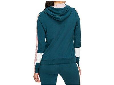 ASICS Damen Sweatshirt COLORBLOCK OTH HOODY Blau