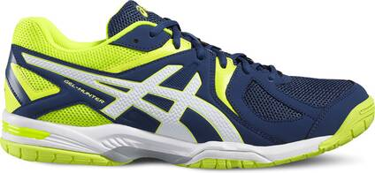 ASICS Herren Badmintonschuhe GEL-HUNTER 3