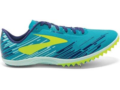BROOKS Damen Laufschuhe Mach 18 Blau