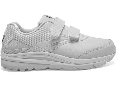 BROOKS Damen Laufschuhe Addiction Walker V-Strap 2 Weiß