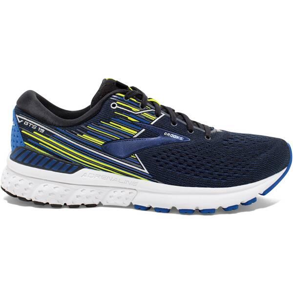 BROOKS Herren Laufschuhe Adrenaline GTS 19, Weite: Medium (Standardweite) | Schuhe > Sportschuhe > Laufschuhe | Blue | BROOKS