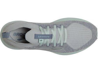 BROOKS Damen Laufschuh Levitate StealthFit 5 Grau