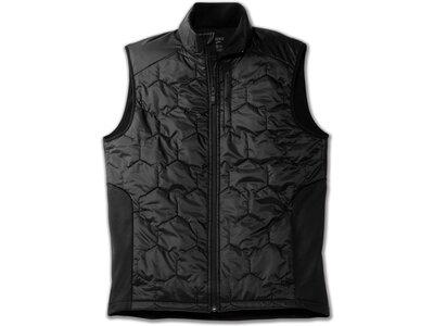 BROOKS Herren Shield Hybrid Vest Grau