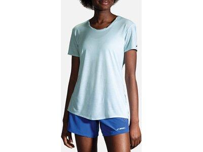 """BROOKS Damen Laufshirt """"Distance Short Sleeve"""" Kurzarm Bunt"""