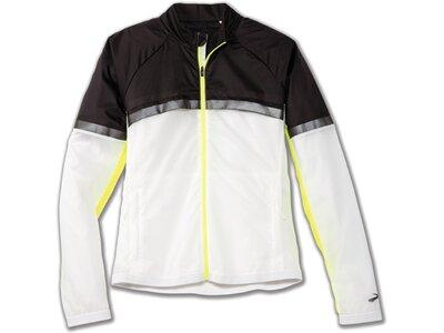 BROOKS Damen Carbonite Jacket Grau