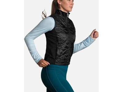 BROOKS Damen Shield Hybrid Vest Grau