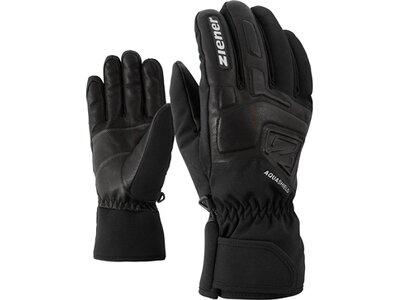 ZIENER Herren Handschuhe Glyxus AS Schwarz
