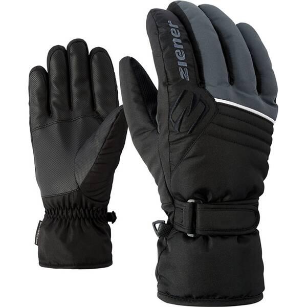 ZIENER  Skihandschuhe GIBBS | Accessoires > Handschuhe | Graphite | ZIENER