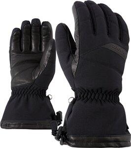 Ehrlich Womens 100% Leder Handschuhe Mit Knopf Fleecefutter Warm Winter Damen Farben Damen-accessoires Kleidung & Accessoires