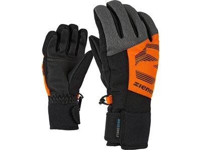 ZIENER Kinder Handschuhe LENOX Schwarz