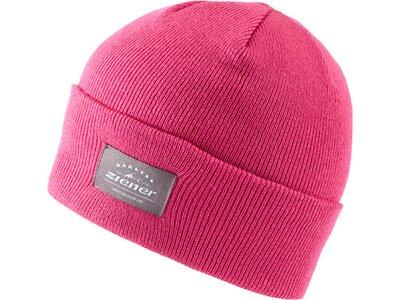 ZIENER Mütze ILOUCH Pink