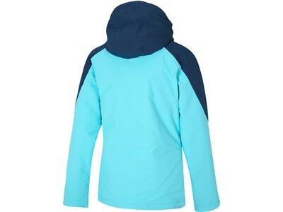 Damen Jacke Blau