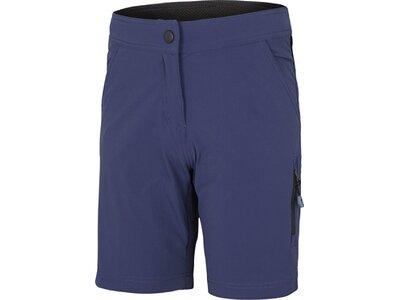 ZIENER Kinder Shorts X-FUNTCION CECO Blau