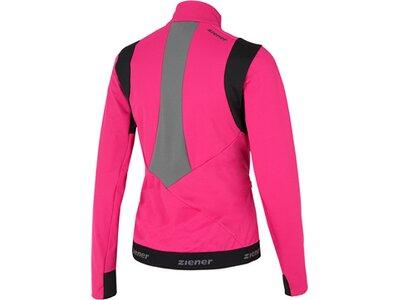 ZIENER Damen Multisport Jacke NARIT Pink