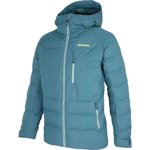ZIENER Herren Skijacke TAYFUN | Sportbekleidung > Sportjacken > Skijacken | Blue | ZIENER