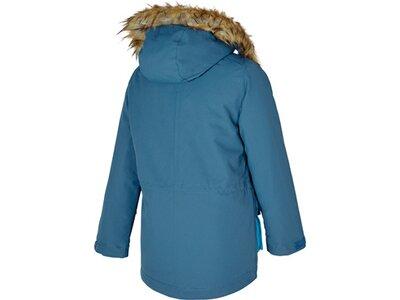 ZIENER Kinder Skijacke ANFREDL Blau