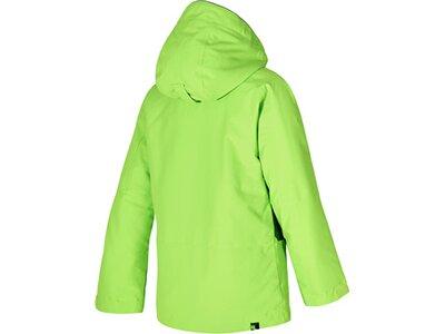 ZIENER Kinder Skijacke AFELIX Grün