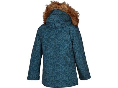 ZIENER Kinder Skijacke ASINA Blau