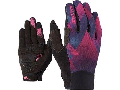 ZIENER Damen Handschuhe CECILY TOUCH Grau