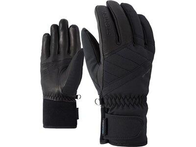 ZIENER Damen Handschuhe KASADA AS® Schwarz